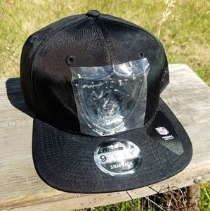 NFL OAKLAND RAIDERS SNAPBACK HAT - ONE SIZE *NWT*